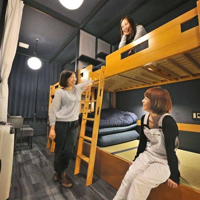 ที่พัก ญี่ปุ่น ราคาถูก