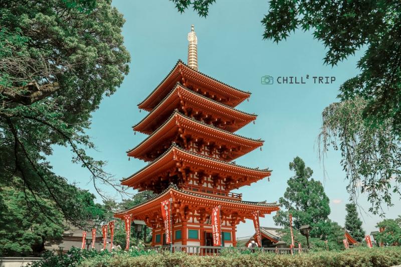 ที่เที่ยวญี่ปุ่น 2020