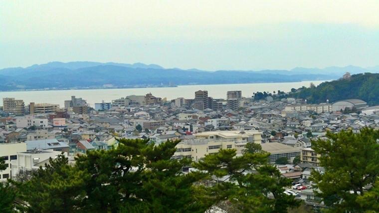 ปราสาทญี่ปุ่น