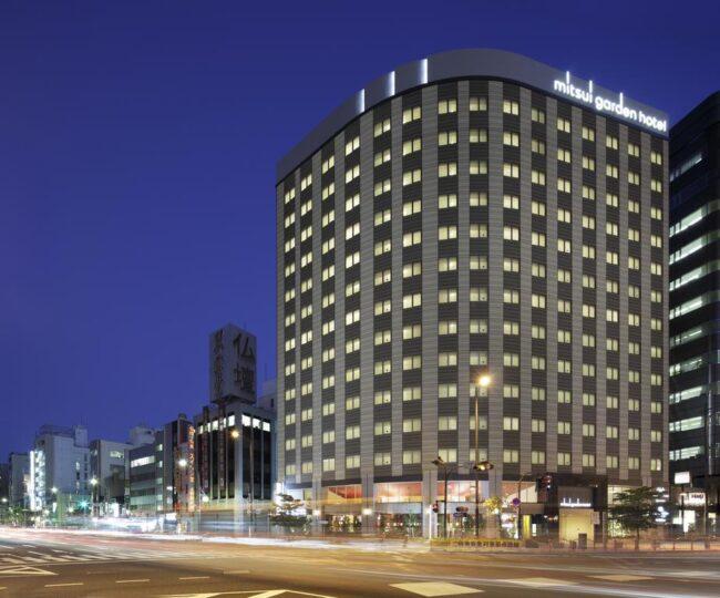 Mitsui Garden Hotel Ueno พักสบายๆ ในห้องพักราคาดี ตรงข้ามสถานีอุเอโนะ