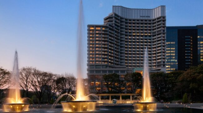 Palace Hotel Tokyo โรงแรมญี่ปุ่นแห่งแรกที่คว้า GBAC STAR มาตรฐานรับมือโควิดโดยเฉพาะ