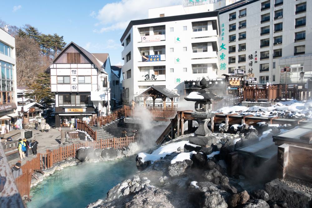 ที่เที่ยว โตเกียว หน้าหนาว