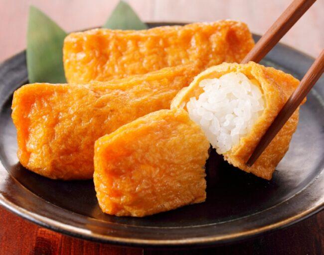 อินาริซูชิ (Inari sushi)