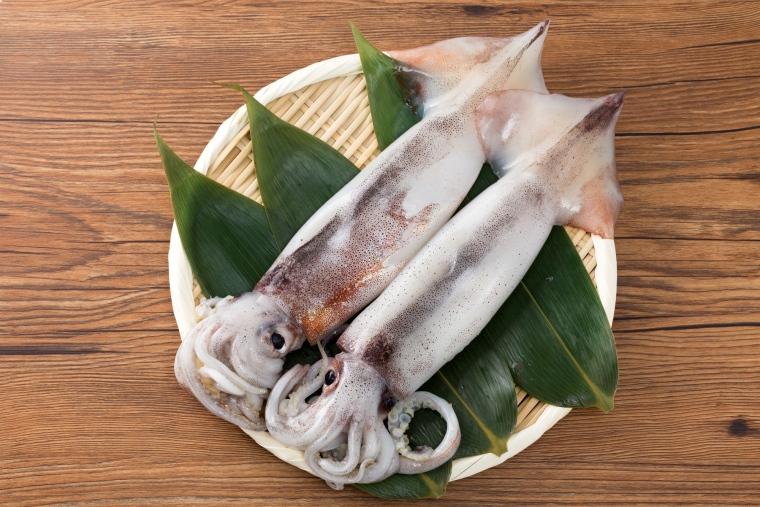 ปลาหมึกญี่ปุ่น
