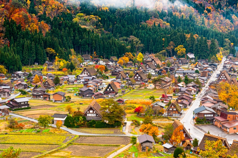 วิวญี่ปุ่น