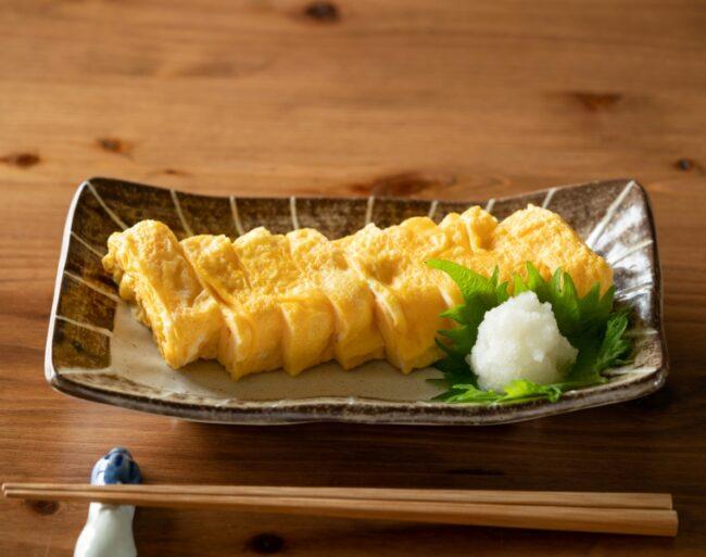 ทามาโกะยากิ (ไข่ม้วนญี่ปุ่น)