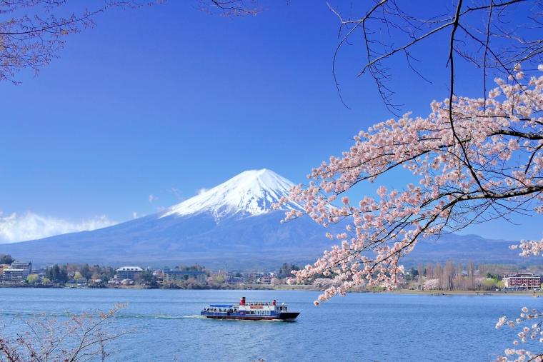 คาวากุจิโกะที่เที่ยว