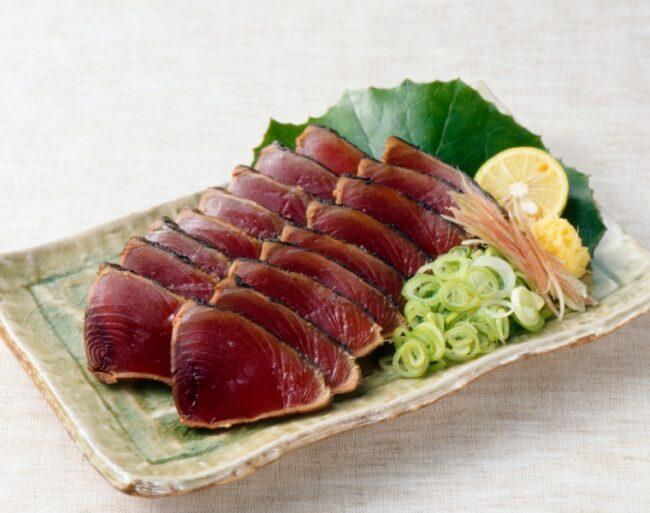 ปลาโอ (Katsuo)
