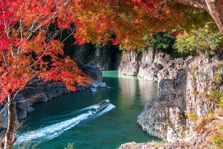 ฤดูกาลท่องเที่ยว ภูมิภาคคันไซ