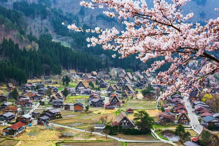 ฤดูกาลท่องเที่ยว ภูมิภาคจูบุ