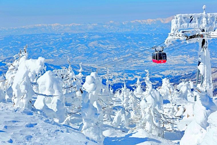 ฤดูกาลท่องเที่ยว ภูมิภาคโทโฮคุ