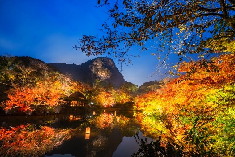 ฤดูกาลท่องเที่ยว คิวชู