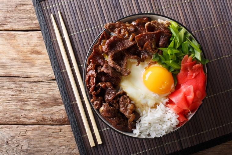 อาหารขึ้นชื่อ แบบฉบับ ญี่ปุ่น