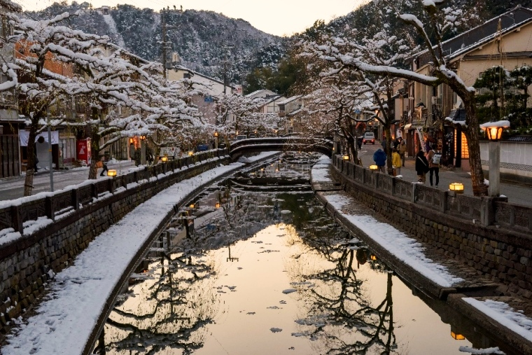 ออนเซ็น ทั่วญี่ปุ่น
