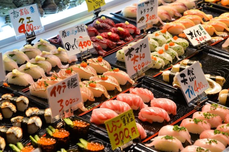 แหล่งหาของกิน อาหารขึ้นชื่อ ในภูมิภาคชูโกกุ