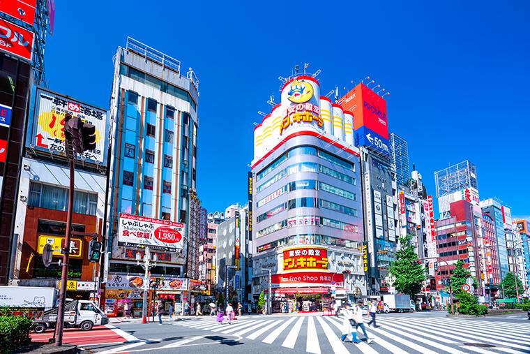 ที่เที่ยวโตเกียว