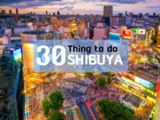 30 สิ่งที่ต้องไปทำที่ชิบูย่า อัพเดทใหม่ กินเที่ยวช้อปถึงใจ