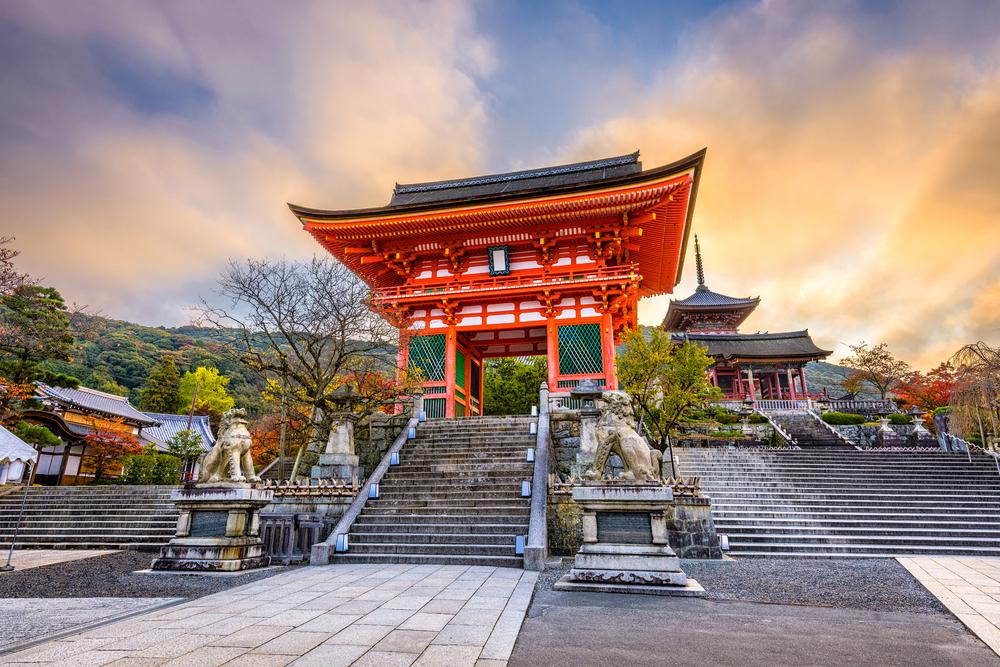 วิธี ไหว้ศาลเจ้าญี่ปุ่น